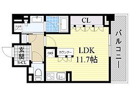 本町駅 7.6万円