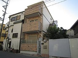 メゾンドOSAKA[2階]の外観