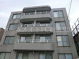 ラァズスクエアN37[2階]の外観