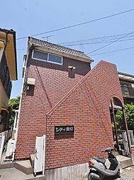 シティ青柳[201号室]の外観