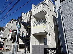 磯子区東町アパート[3階]の外観