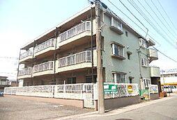 埼玉県さいたま市北区宮原町4丁目の賃貸マンションの外観