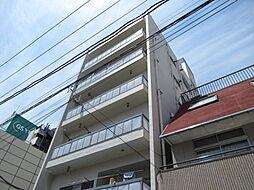東京都大田区大森北4丁目の賃貸マンションの外観