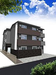 nico西京極[203号室]の外観