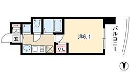 高岳駅 5.3万円