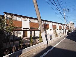 [テラスハウス] 東京都足立区竹の塚1丁目 の賃貸【/】の外観