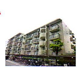 神奈川県川崎市幸区小倉の賃貸マンションの外観