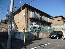 京都府京都市伏見区桃山町丹下の賃貸アパートの外観