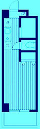 クラシコ鷺沼[3階]の間取り