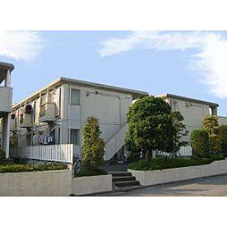 シティハイムアサカA[1階]の外観