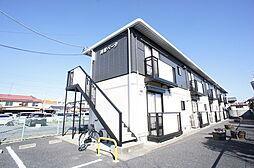 袴塚ベータ[105号室]の外観