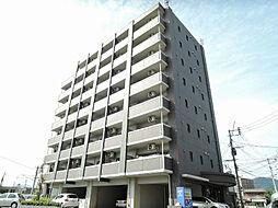 福岡県北九州市小倉南区下曽根3丁目の賃貸マンションの外観
