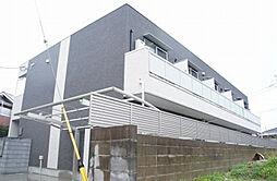 千葉県千葉市花見川区検見川町1丁目の賃貸アパートの外観