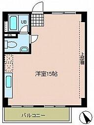 MIYAKO BUILDING[3階]の間取り