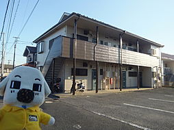 千葉県鎌ケ谷市東初富5丁目の賃貸アパートの外観