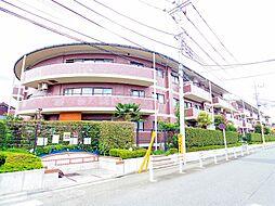 東京都小平市小川東町の賃貸マンションの外観