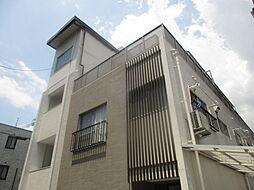 青山マンション[302号室]の外観