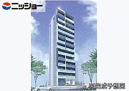 スプリームヒルズ鶴舞[3階]の外観