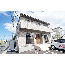 [テラスハウス] 福島県郡山市堤3丁目 の賃貸【/】の外観