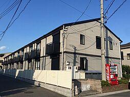 [テラスハウス] 埼玉県越谷市大字大里 の賃貸【/】の外観