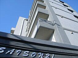 セゾン21[4階]の外観