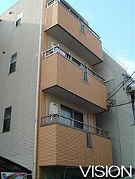 メゾンソレイユ浅草[4F号室]の外観