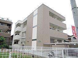 大阪府堺市堺区向陵中町1丁の賃貸アパートの外観