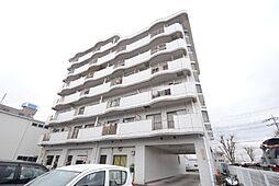 埼玉県吉川市木売1丁目の賃貸マンションの外観