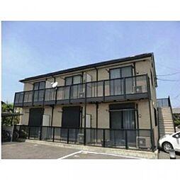 愛知県安城市今本町2丁目の賃貸アパートの外観