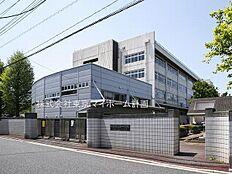 中学校 1040m 武蔵野市立第四中学校