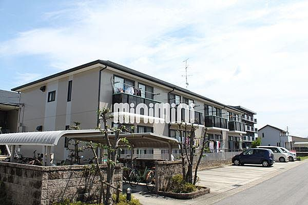 コウジーコートB棟 2階の賃貸【愛知県 / 春日井市】