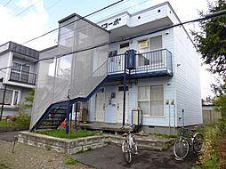 渥美コーポ[101号室]の外観