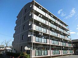 滋賀県大津市本堅田3丁目の賃貸マンションの外観