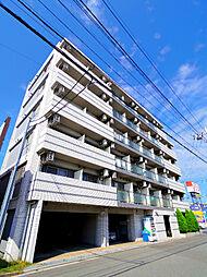埼玉県新座市野火止4の賃貸マンションの外観