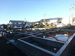 レジデンス西富士宮[1階]の外観