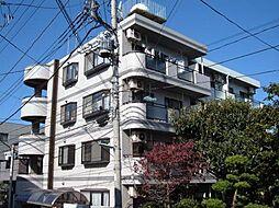 埼玉県戸田市中町1丁目の賃貸マンションの外観