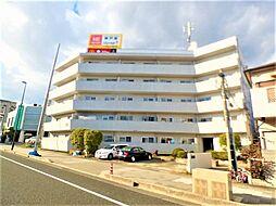 兵庫県西宮市郷免町の賃貸マンションの外観
