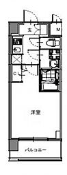 S-RESIDENCE新大阪Garden[1009号室号室]の間取り