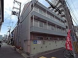 兵庫県神戸市兵庫区西柳原町の賃貸アパートの外観