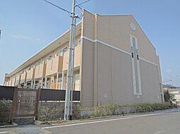 滋賀県大津市今堅田1丁目の賃貸アパートの外観