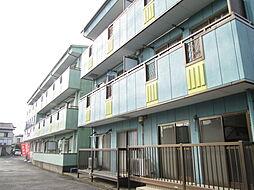 オードリーマンション[1階]の外観