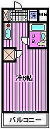 TOP大宮第8[302号室]の間取り