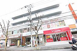 ハイツPリバー(山田市場)[4階]の外観