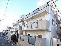 兵庫県神戸市灘区天城通2丁目の賃貸マンションの外観