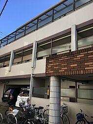 モンシャトー北新宿[101号室]の外観
