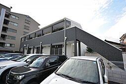 兵庫県伊丹市北本町1丁目の賃貸アパートの外観