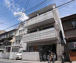 京都府京都市南区八条源町の賃貸マンションの外観