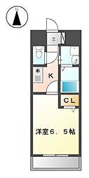ライフエリア浅間[3階]の間取り