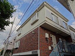 [テラスハウス] 東京都府中市栄町3丁目 の賃貸【/】の外観