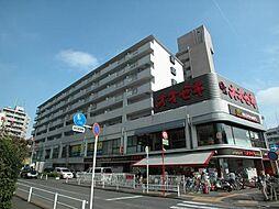 東京都調布市西つつじケ丘3丁目の賃貸マンションの外観